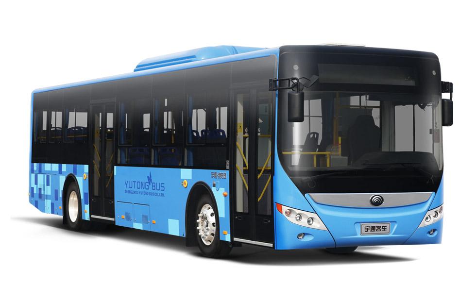 E12公交宇通12米纯电动公交客车
