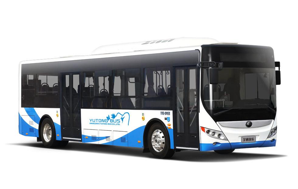 E10公交宇通10米纯电动公交客车