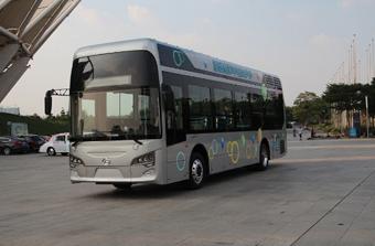 佛山飞驰10米级燃料电池公交车