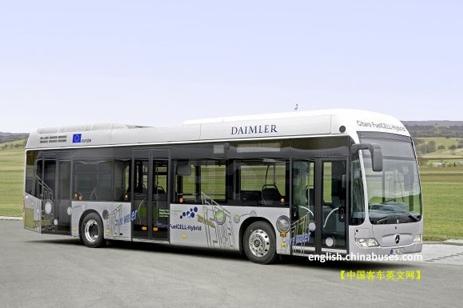 梅赛德斯-奔驰Citaro燃料电池客车
