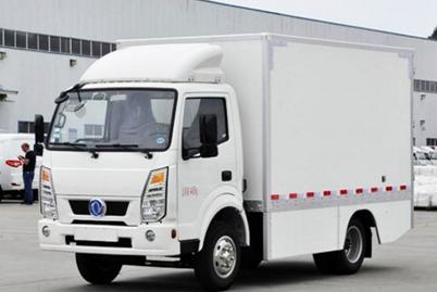 东风牌 EQ5045XXYTBEV3纯电动厢式运输车